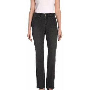 [NWT] Nicole Miller The Brooke Straight Leg Jeans